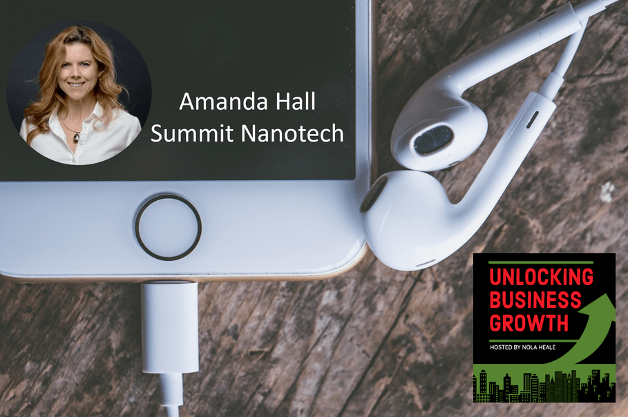 Amanda Hall  Cutting-Edge Nanotechnology Lithium Extraction with Significant Reduction in Emissions and Cost at Summit Nanotech