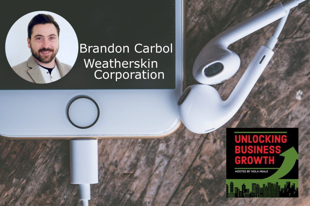 Brandon Carbol   Top of the Line Quality, Performance and Pushing the Envelope on Environmental Enhancements in Construction Coatings at Weatherskin Corporation