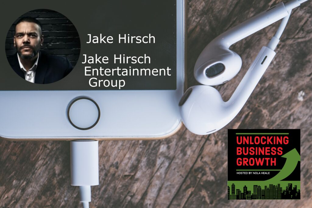 Jake Hirsch   The Leap is the Hardest Part. Find Your Passion and Follow It, the Rewards will Follow, as Demonstrated at Jake Hirsch Entertainment Group.