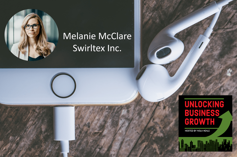 Melanie McClare  Solving Tough Wastewater Problems with Distinctive Flow, a Collaborative Approach, and Less Processing Energy at Swirltex Inc.