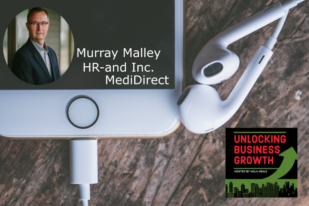 Murray Malley  Radical Streamlining of Payroll, Benefits, People Management, and Records through SaaS at HR-and Inc. MediDirect