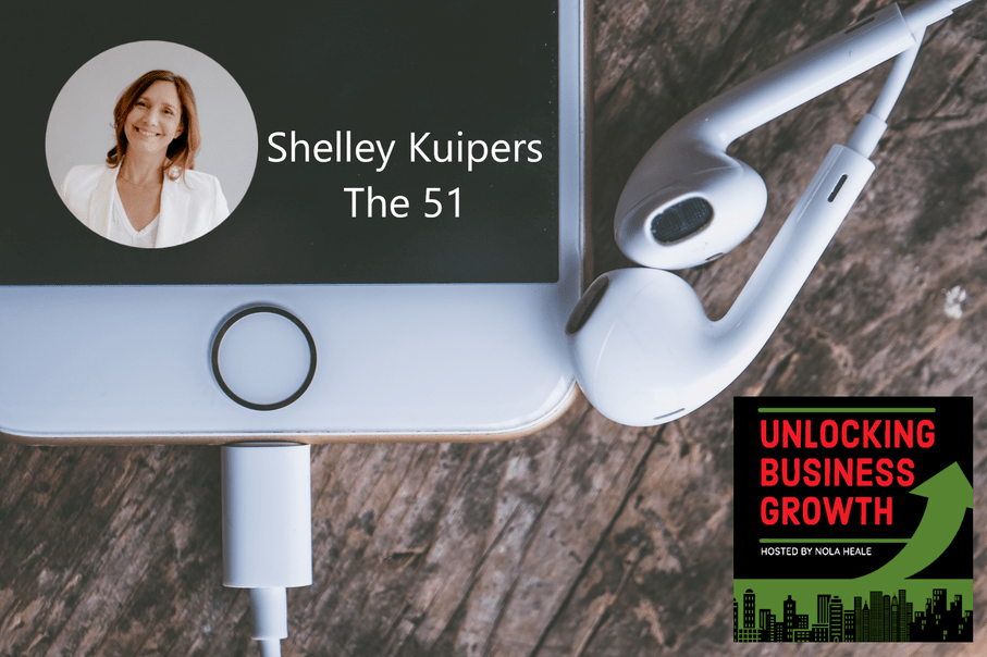 """Shelley Kuipers  Serial Entrepreneur and Activist Activating Untapped Female Wealth at """"The51"""""""